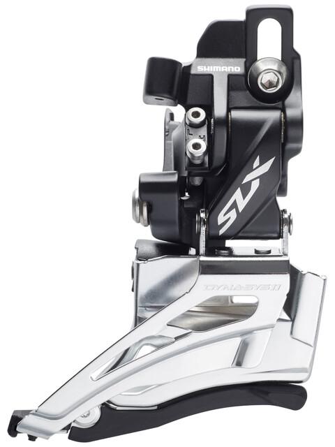 Shimano SLX FD-M7025 etuvaihtaja suora-asennus korkea 2x11 Down Swing , musta
